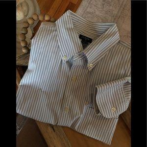 Jcrew button down dress shirt, L